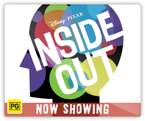 AU Inside Out - Now Showing