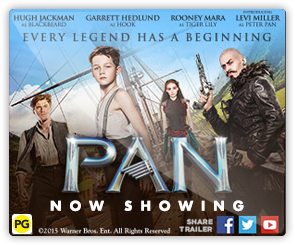 NZ Pan - Now Showing