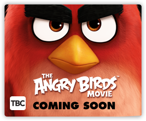 NZ Angry Birds - Coming Soon