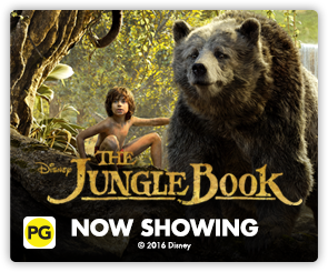 NZ Jungle Book - Now Showing