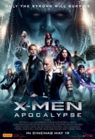 X-Men: Apocalypse - Open Caption 2D