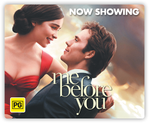 AU Me Before You - Now Showing