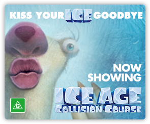 AU Ice Age - Now Showing