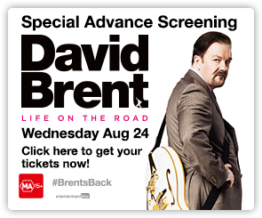 AU David Brent - Advanced Screening
