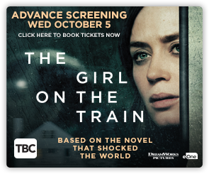 NZ Girl on the Train - Advance Screening