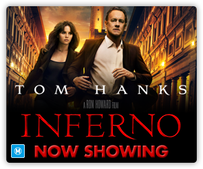 AU Inferno - now showing