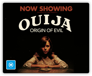 AU Ouija - Now Showing
