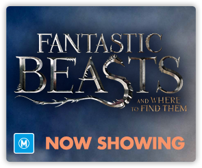 AU Fantastic Beasts - Now Showing