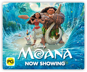 NZ Moana - Now Showing
