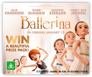 AU Ballerina Competition