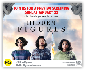 NZ Hidden Figures - Advance Screening