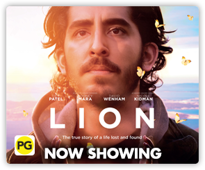 NZ Lion - Now Showing