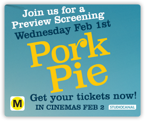 NZ Pork Pie - Advance Screening
