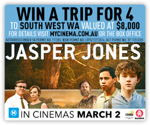 AU Jasper Jones - Competition