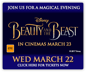 AU Beauty & The Beast magical evening