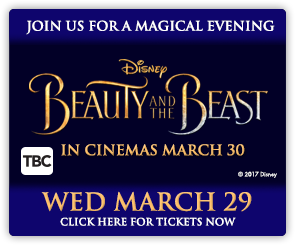 NZ Beauty & The Beast magical evening