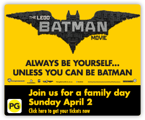 NZ Lego Batman - Family Day