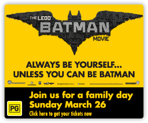 AU Lego Batman - Family Day