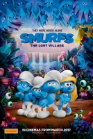 Smurfs: The Lost Village - Sony Foundation Charity Screening