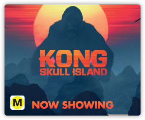 NZ Kong - Now Showing