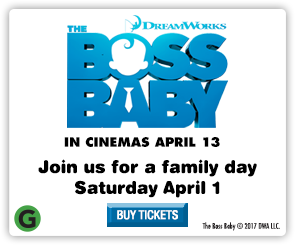 NZ Boss Baby - Family Day
