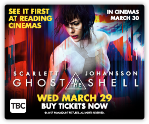 NZ Ghost In The Shell advance screening