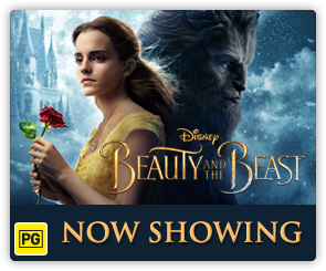 AU Beauty & The Beast - Now Showing