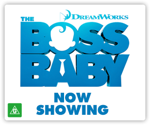 AU Boss Baby - Now Showing