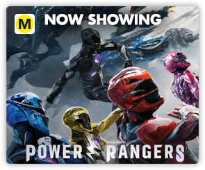 NZ Power Rangers - Now Showing