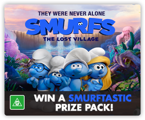 AU Smurfs - Competition