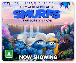 AU Smurfs - Now Showing