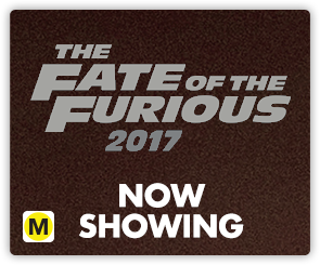 NZ Fate of the Furious - now showing