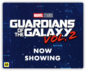 NZ GOTGVol2 - Now Showing