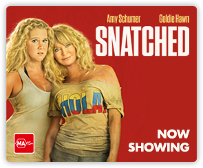AU Snatched - Now Showing