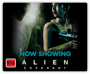 NZ Alien Covenant - Now Showing