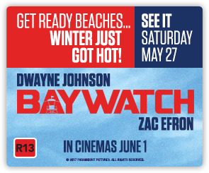NZ Baywatch - Beach Party