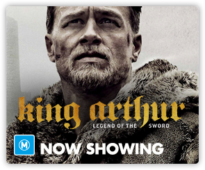 AU King Arthur - Now Showing