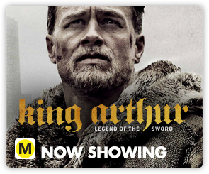 NZ King Arthur - Now Showing