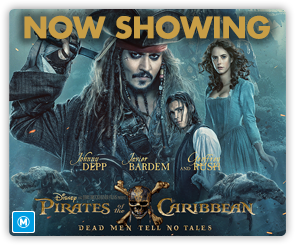 AU Pirates - Now Showing
