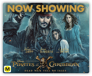 NZ Pirates - Now Showing