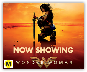 NZ Wonder Woman - Now Showing