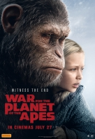 War For The Planet Of The Apes - 2D