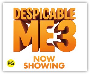 NZ Despicable Me 3 - Now Showing