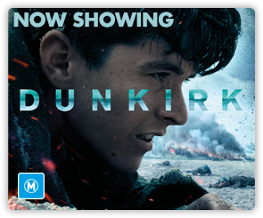 AU Dunkirk - Now Showing