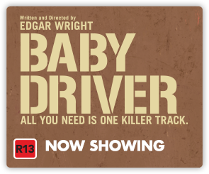 NZ Baby Driver - Now Showing