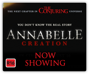 NZ Annabelle - Now Showing