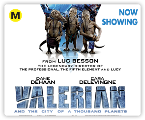 NZ Valerian - Now Showing