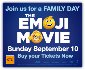 AU Emoji Movie - Family Day