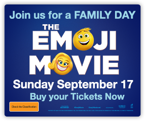 NZ Emoji Movie - Family Day
