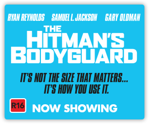 NZ Hitmans Bodyguard - Now Showing